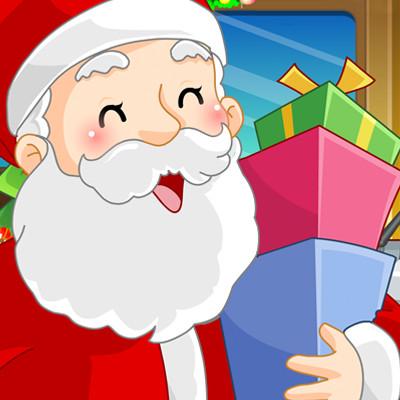 Weihnachtsmann Spiel