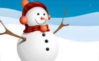 Sneeuwpop spelletjes
