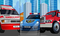 Emergency Services Games