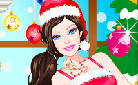 Christmas dress up games