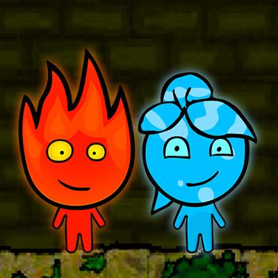 Juegos De Fuego Y Agua Juega Online Gratis En Isladejuegos