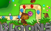 Bloons Tower Defense spelletjes