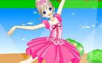 Ballerina Dress Up Games