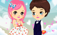 Couple Dress Up Games