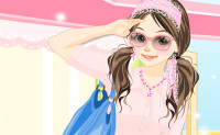 Spring Dress Up Games