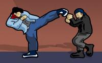Straatgevecht Spelletjes