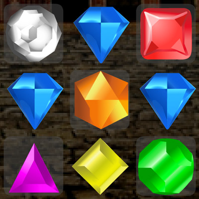 Play Bejeweled Games on GamesXL, free for everybody!