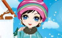 Winter Dress Up Games