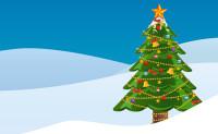 Kerstboom spelletjes