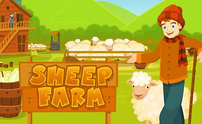 Sheep Farm Animal Games Games Xl Com