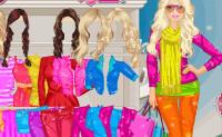 Winkelende Barbie Aankleden