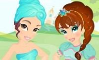 Jasmin's Princess Makeover