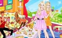 Barbie Tea Time