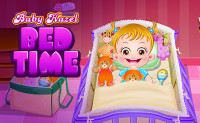 Baby Hazel's Bedtijd