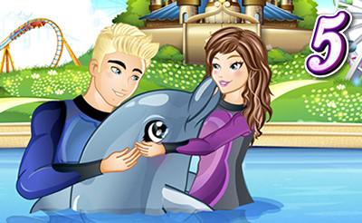 Delfine Spiele 1001