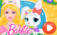 Barbie Easter Bunny