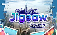 Jigsaw City Trip