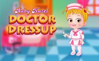 Baby Hazel Aankleden als Dokter