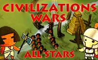 Civilizations Wars: All Stars