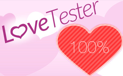 Love Tester Spiele