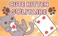 Cute Kitten Solitaire