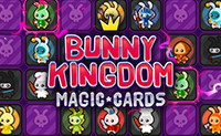 Bunny Kingdom Magic Card