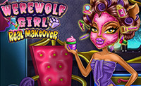 Werewolf Girl Real Makeover