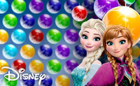 Frozen Elsa: Bubble Shooter