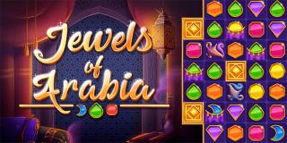 numerosos en variedad calidad asombrosa estilo clásico Jewels of Arabia - Juegos de Inteligencia - Isla de Juegos