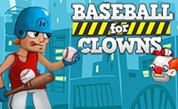 Baseball voor Clowns