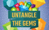 Untangle the Gems