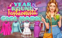 Year Round Fashionista: Gigi Hadid