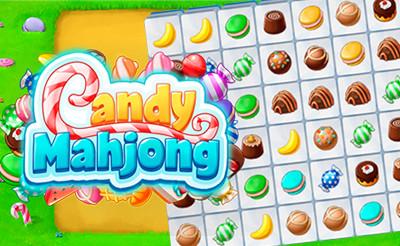 Candy Mahjong Spielen