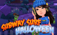Subway Surf Halloween