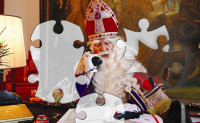 Sinterklaas Legpuzzel