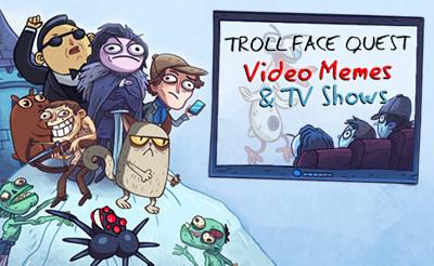 Troll Face Quest: Video Memes & TV Shows