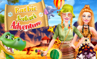 Barbie Safari Adventure