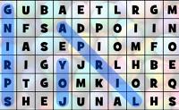 Ostern - Wortsuche Puzzle
