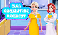 Elsa Commuting Accident