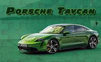 Porsche Taycan Puzzle