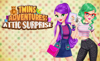 Twins Adventures: Attic Surprise
