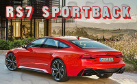 Audi RS7 Sportback Puzzle