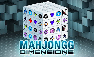 Mahjong Dimension Spielen