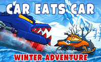 Car Eats Car: Winter Adventure