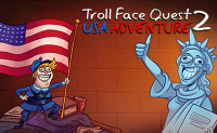 Troll Face Quest: USA Adventure 2