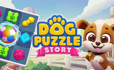 Dog Puzzle Story