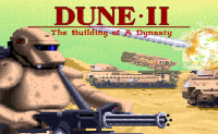 Dune 2 - The Building of a Dynasty
