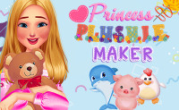 Princess Plushie Maker