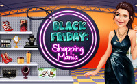 Black Friday: Shopping Mania