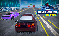 Real Cars in City